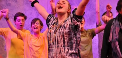 summer holiday theatre workshop